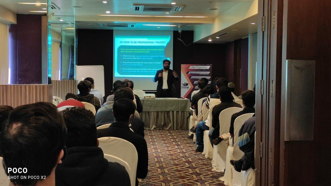 Finwings Stock trading Academy Seminars